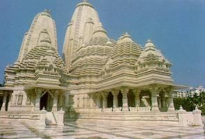 The temple Birla