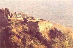 The Griddhakuta hill