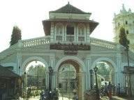 The temple of Mahalsa Narayani