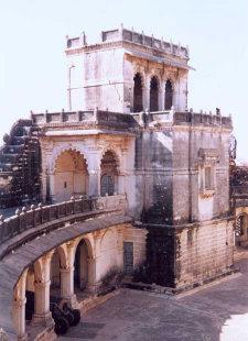 The Lakhota Palace