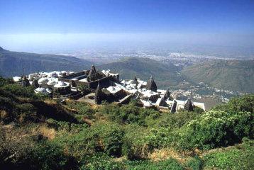 The mount Girnar