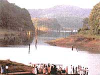 The reserve of Periyar