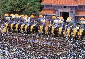 The Feast of Pooram