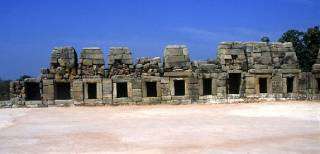 The Temples of the Western Sector: Chausath