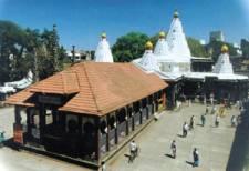 The temple of Mahalakshmi