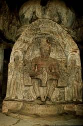 The caves of Ellora