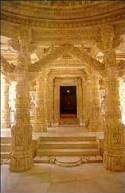 The Jain temples of Dilwara