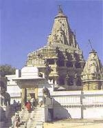 The temple of Jagdish