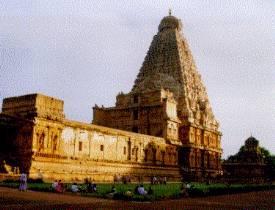 The temple of Bridhadishwara