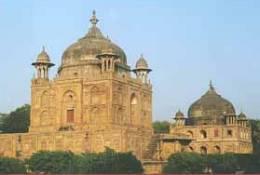The Khusru Bagh