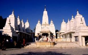 The Temple of Chandi Devi