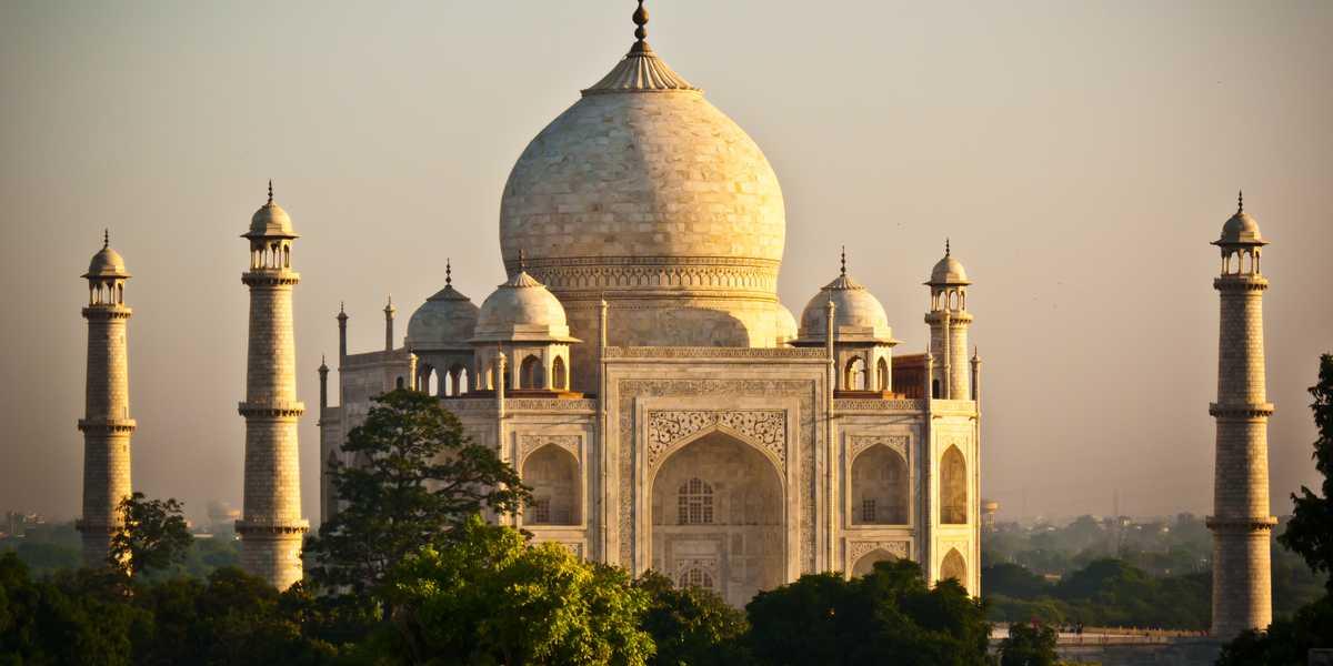 Symbolism Of The Taj Mahal