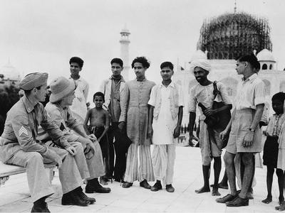 Protection of the Taj Mahal