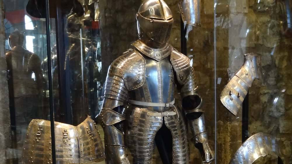 Armor of Charles I