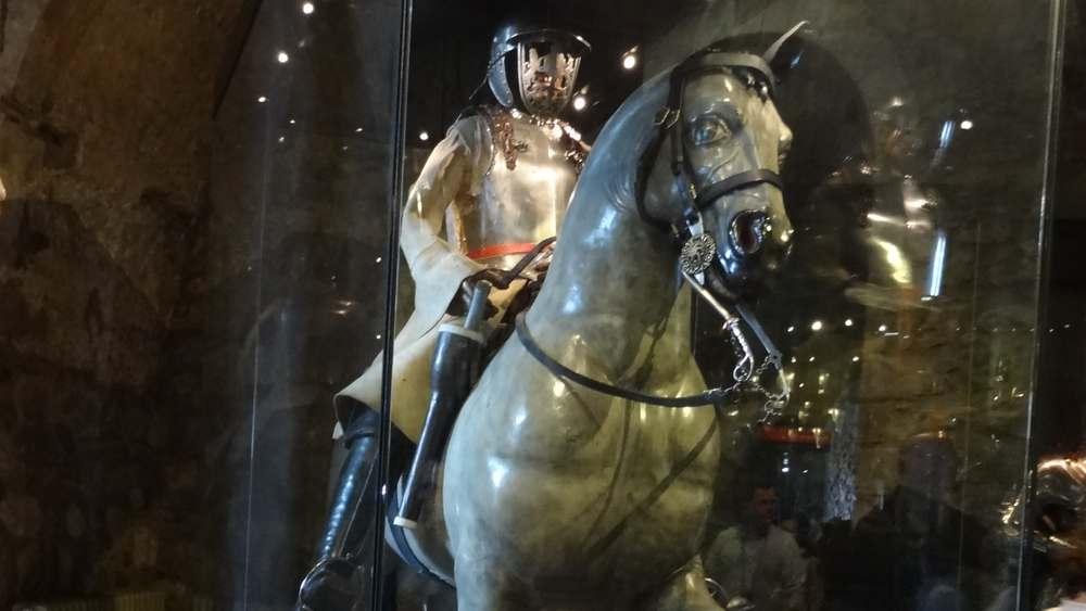 Armor of James II