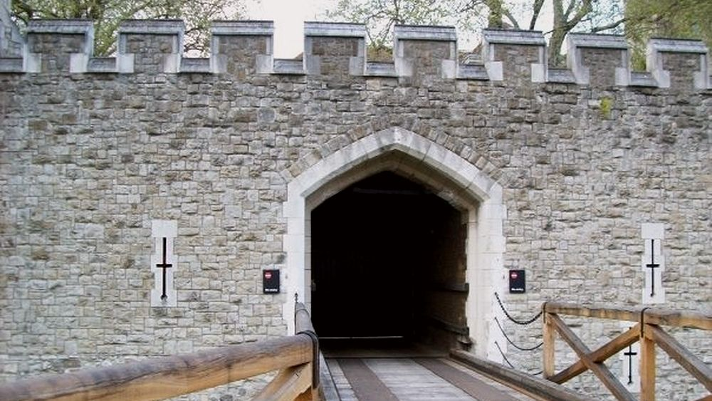 Gate Henry III