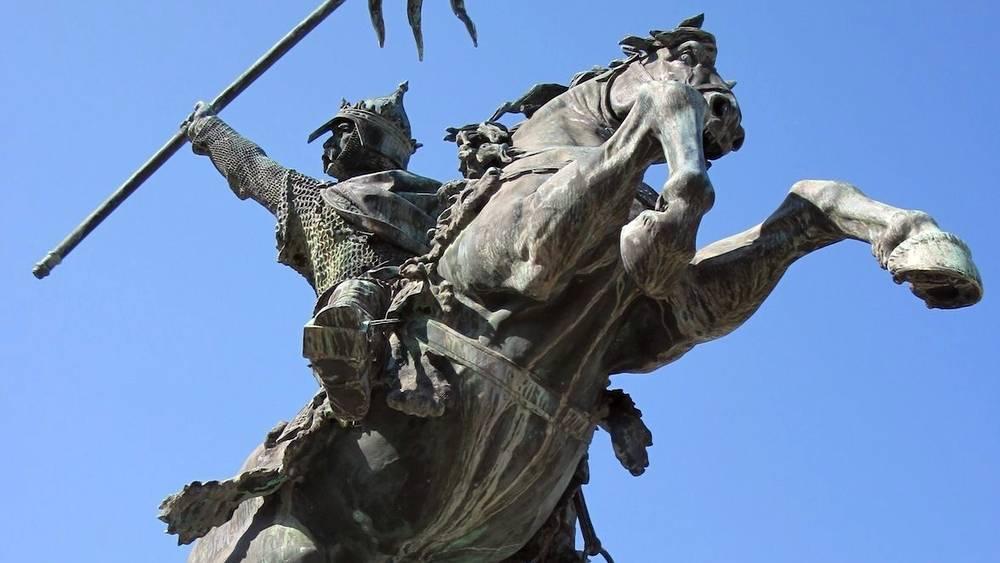 Statue of William
