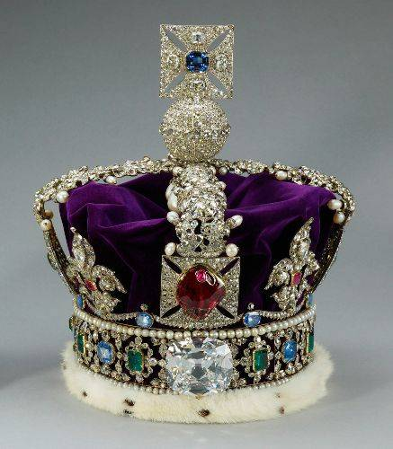 Jewels Of The Crown