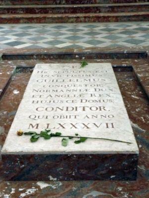 Tomb of William