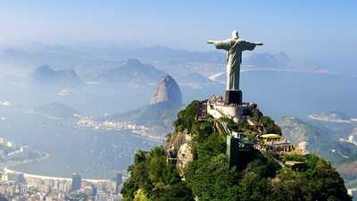 Christ the Redeemer of the Corcovado, Rio